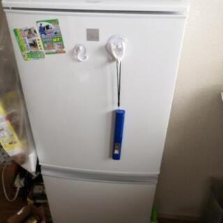 冷蔵庫 sharp 2017年購入