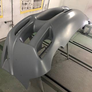 エアロ塗装!鈑金 板金 塗装 オールペン カスタム 修理 補修