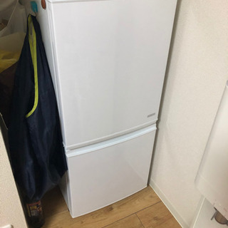 取り引き中 中古 冷蔵庫 一人暮らし用 - 名古屋市
