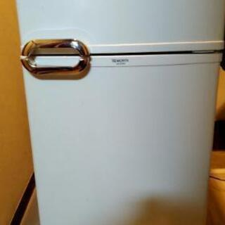 MORITA製 冷蔵庫 2ドア 88L