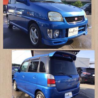 ★プレオ  RSリミテッド  4WD  ブルー★