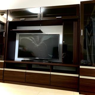 【超高級品】推定50万‼️ 大丸木工 テレビボード