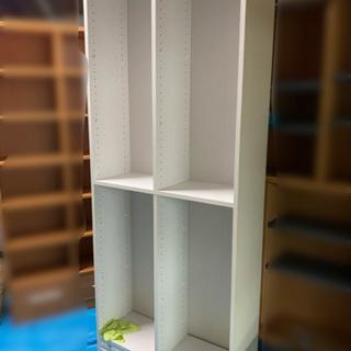 【3000円】本棚 ホワイト 美品 ニトリ サラ