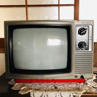 SHARP シャープ トランジスタテレビ CT-1411A 昭和レトロ