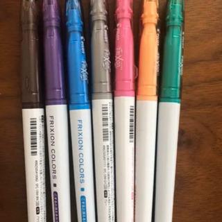 新品 こすると消えるペン