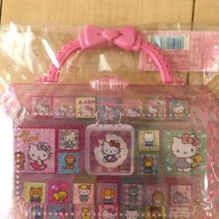 キティちゃん スタンプセット 幼児用 未使用