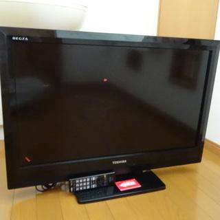 東芝液晶テレビレグサ32型A1少し難があり2010年