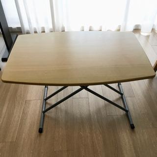 【受け渡し決定】昇降式テーブル リフティングテーブル