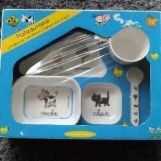 未使用 ラシェーズロング 赤ちゃん食器
