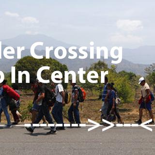 Border Crossing Drop-In Center ボ...