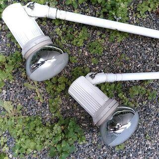 スポットライト 屋外用 2個セット 照明器具