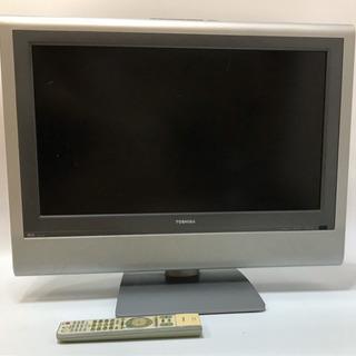 東芝 液晶カラーテレビ 26LC100①