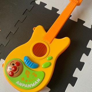 アンパンマンギターの画像