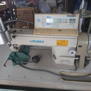 JUKI DDL-5571N 工業用 ミシン 自動 糸切 本縫...