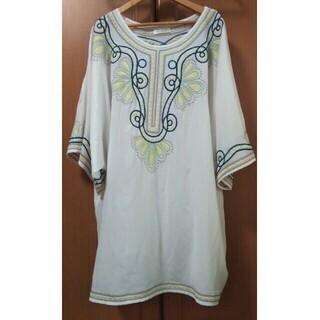 robe cabinet 刺繍 ブラウス