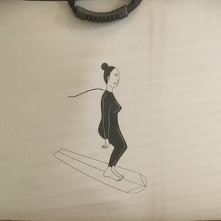 サーフボード ハードケース ロング