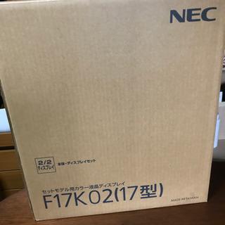 PC 17インチ モニター、ディスプレイ