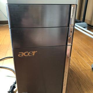 ACER パソコン本体 Core i5 Windows10