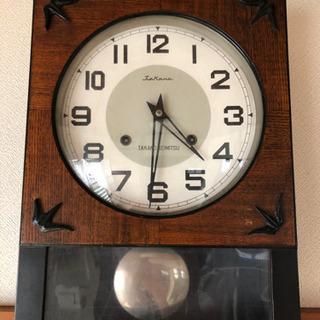 高野精密工業 手巻き式時計 値下げ