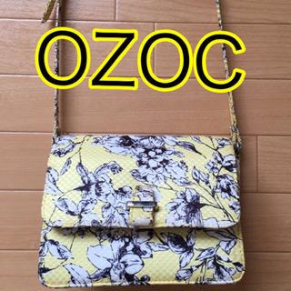 オゾック ショルダーバッグ