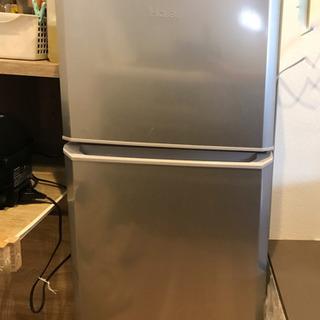 Haier ハイアール冷凍冷蔵庫 JR-N121A 121L 2...