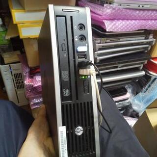 【良好】超小型デスクトップ本体 整備済み