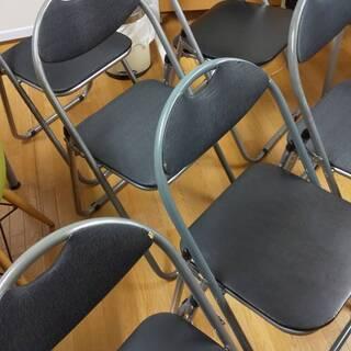 折り畳みパイプ椅子