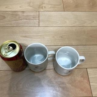112、DONQのマグカップ  2個 - 岡山市