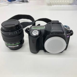 デジタル一眼レフカメラ PENTAX *ist DL2 レンズキット