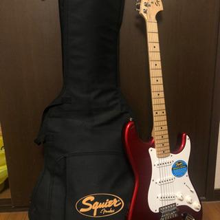 エレキギター(Squier by Fender STRAT Af...