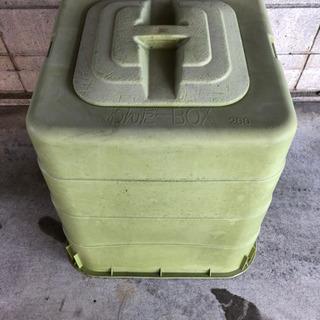 わんだーBOX 200 生ごみ処理容器②