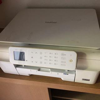 プリンターとファックス付き電話
