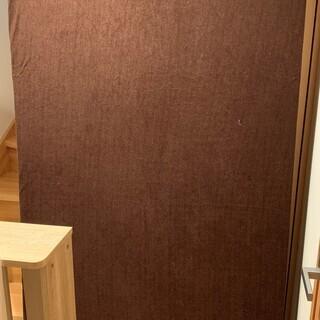 無料 ウレタンマットレス シングルサイズ 2組あり 幅約97×長...