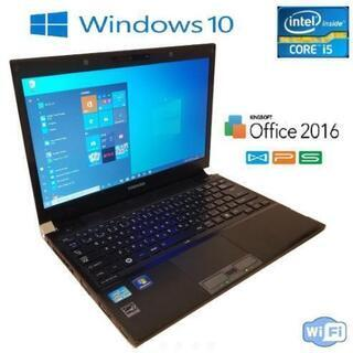 爆速SSD R830 win10 i5 5gb Office2016