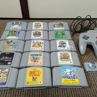 Nintendo 64 各種ソフトなど
