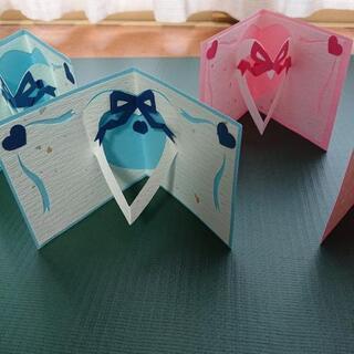 結婚披露宴の出席者カード、手作り、その他祝い事