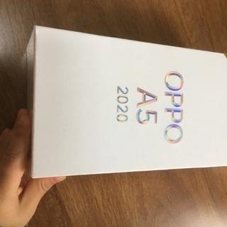 SIMフリー OPPO A5 2020