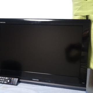 東芝液晶テレビレグサ26型26-A9000液晶画面に傷はないです...