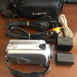 Victor ビクター HDD ビデオカメラ