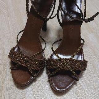 ノーベスパジオ (NOVESPAZIO) 靴 サンダル 23センチ