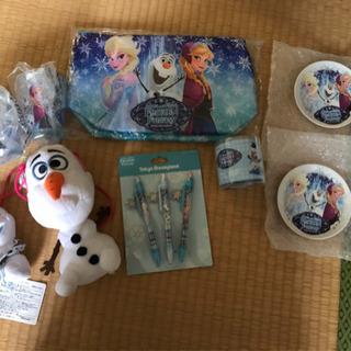 【値下げ】アナと雪の女王 アナ雪 グッズ まとめ売り ディズニー