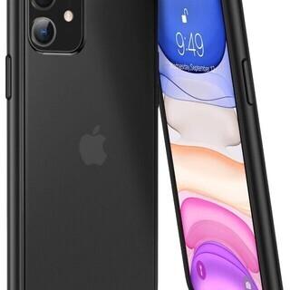 iPhone 11 ケース 耐衝撃 米軍MIL規格取得 レンズ保...