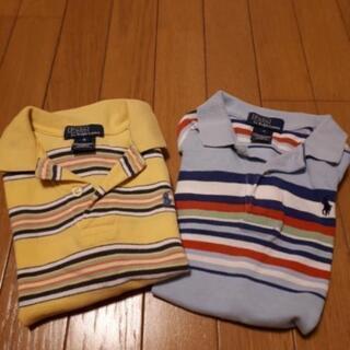 ラルフローレン 110 ポロシャツ 2セット