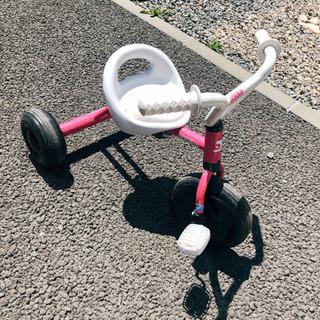 2〜3歳向け 三輪車