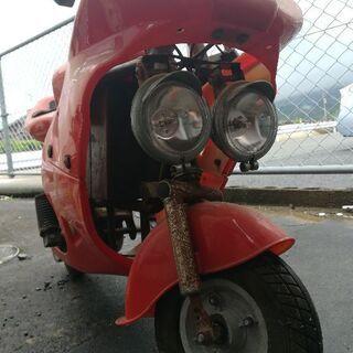 電動ミニバイク? - バイク
