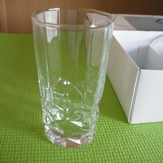 再値下げ!未使用品 東洋ガラス コップ5個