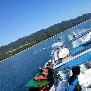 海遊び、再開予定です。ウエイクボード、海仲間を募集してます。時期...
