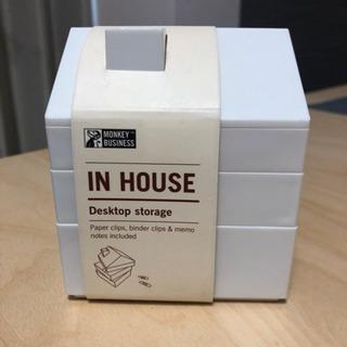 【新品】ハウス型 小物ケース