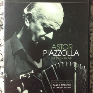 アストル・ピアソラのポートレート(DVD)