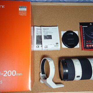 SEL70200G SONY FE 70-200mm F4 G OSS